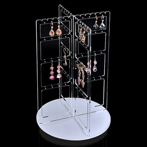 Custom Acrylic Earring Stands