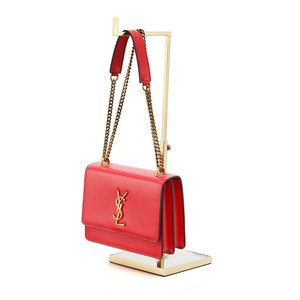 Retail Store Wholesale Purse Handbag Metal Bag Display Stand Bag Hanging Rack Hanger Stand