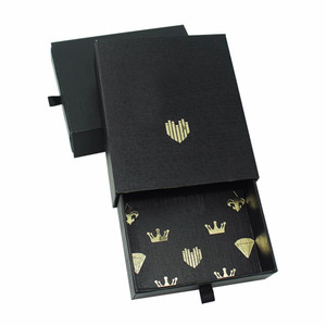Printing Custom High Quality Jewelry Box Case Slide
