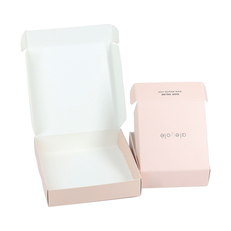 Custom Foldable Gift Jewelry Packaging Paper Box