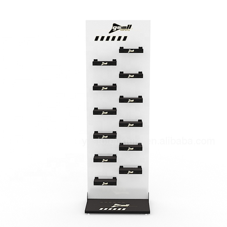 Floor Slat wall shoe rack FLS001-4.jpg