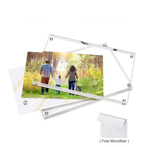 Custom Acrylic Photo Frame