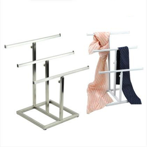 Excellent Tie Display Stand For Shopping Mall