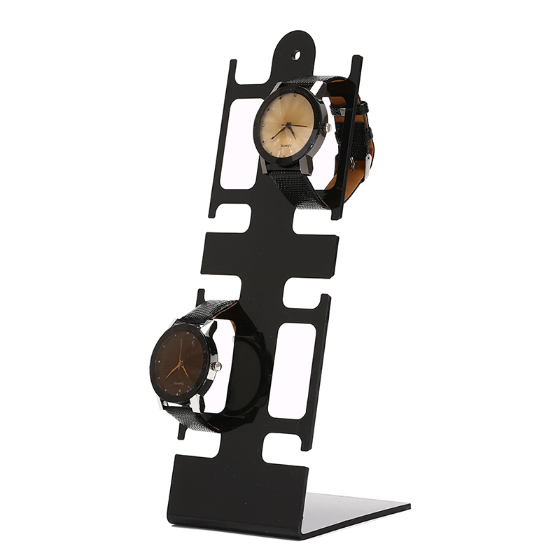 Plastic Stand Rack General Showcase Shelf Portable Watch  display stand stand