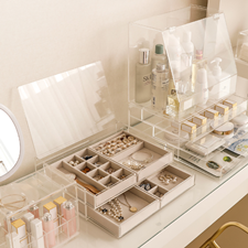 Home/office/cosmetics storage box